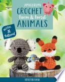 Amigurumi Crochet Farm And Forest Animals