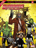 Guardians of the Galaxy  All New Marvel Treasury Edition