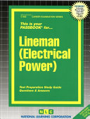 Lineman  Electrical Power