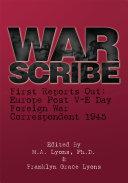 download ebook war scribe pdf epub