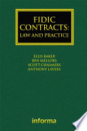 FIDIC Contracts  Law and Practice