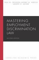 Mastering Employment Discrimination Law