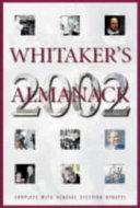 Whitaker's Almanack 2002