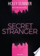 Secret Stranger  Boston Bad Boys Band 1