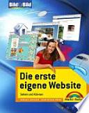 Die erste eigene Website
