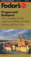 Prague and Budapest