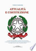 Attualit   e Costituzione