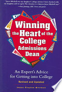 Winning The Heart Of The College Admissions Dean