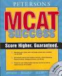 Peterson s MCAT Success 2005