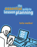 The Essential Guide to Lesson Planning