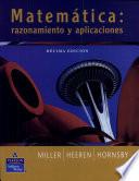 Matematica  Razonamiento Y Aplicaciones 10 e