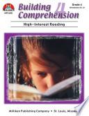 Building Comprehension - Grade 4 (ENHANCED eBook)