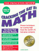 Cracking the SAT II