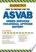 Barron's How to Prepare for the ASVAB