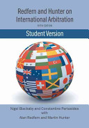 Redfern and Hunter on International Arbitration Student Version
