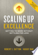 Scaling Up Excellence Books Andrew Hill Financial Times One Of