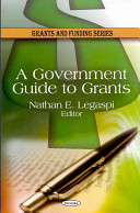 A Government Guide to Grants