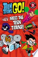 Teen Titans Go Tm Meet The Teen Titans