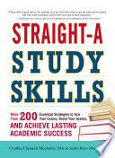 Straight A Study Skills