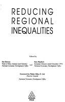 download ebook reducing regional inequalities pdf epub