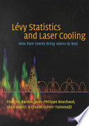 L  vy Statistics and Laser Cooling