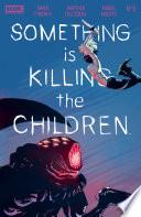 Something Is Killing The Children 5