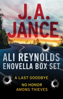 Ali Reynolds eNovella Box Set And A Last Goodbye From New York Times