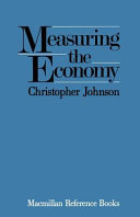 Measuring the Economy