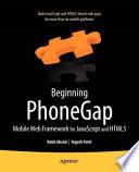 Beginning PhoneGap