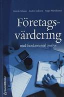 Företgsvärdering med fundamental analys