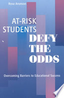 At risk Students Defy the Odds