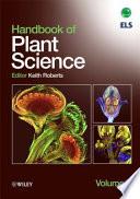 Handbook of Plant Science