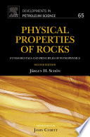 Physical Properties of Rocks