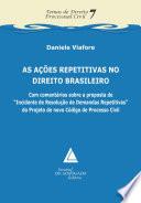As Ações Repetitivas no Direito Brasileiro