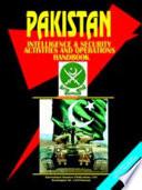Pakistan Intelligence  Security Activities   Operations Handbook