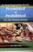 Is non vegetarian food permitted or prohibited for the human being