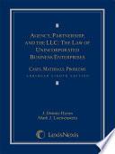 Agency  Partnership  and the LLC
