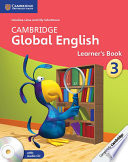 Cambridge Global English Stage 3 Learner S Book With Audio Cds 2