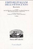 Editori italiani dell Ottocento