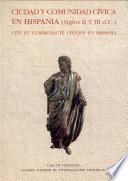 illustration du livre Cité et communauté civique en Hispania