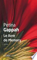 Le Livre De Memory : commence pas avec la mort,...