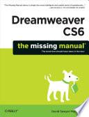 Dreamweaver CS6  The Missing Manual