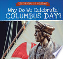 Why Do We Celebrate Columbus Day