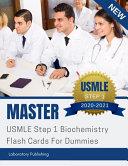 Master Usmle Step 1 Biochemistry Flash Cards For Dummies