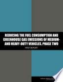 download ebook reducing the fuel consumption and greenhouse gas emissions of medium- and heavy-duty vehicles, phase two pdf epub