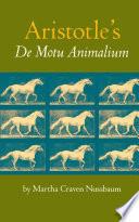 Aristotle s De Motu Animalium