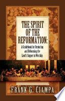 The Spirit of the Reformation