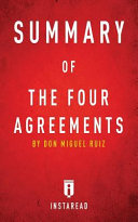 download ebook summary of the four agreements pdf epub