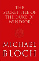download ebook the secret file of the duke of windsor pdf epub