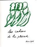 Les Cahiers de la pl  iade